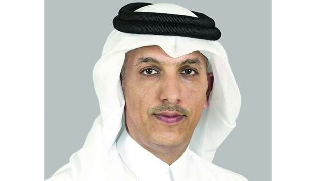 HE the Minister of Finance Ali Sherif al-Emadi
