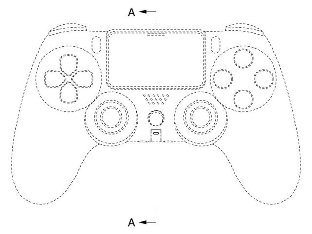 3606059 Ps5 Controller