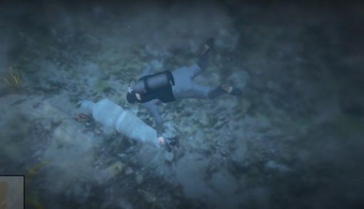 Paleto Körfezi'ndeki Ölü Bedenler