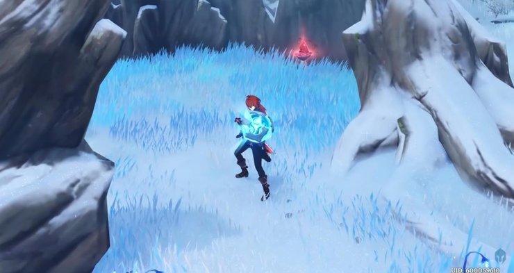 İlk Buz Parçası