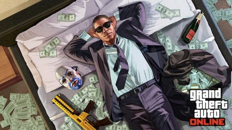 Gta Çevrimiçi Para Franklin