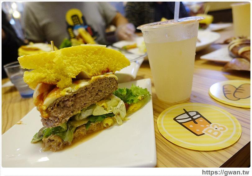 台中美食,創意漢堡,雙魚2次方,食尚玩家推薦,爆漿漢堡排,手打漢堡,漢堡DIY,幸福料理,手工料理,台中必吃漢堡,一中街推薦美食,造型漢堡,台南搬來台中的漢堡店-27-235-1
