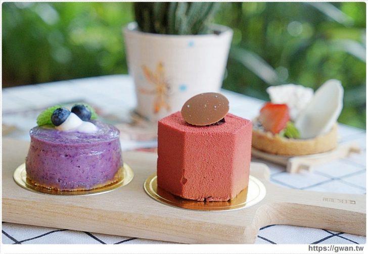 20181110115158 98 - 熱血採訪 | 馥漫麵包花園夢幻下午茶新上市,11月底前新品甜點加購飲料只要半價呦