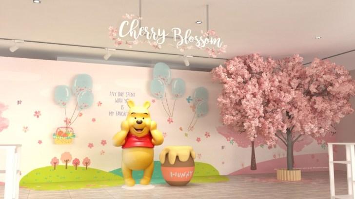 20190225181806 59 - 台灣限定迪士尼櫻花季!!首發就在台中新光三越,228開幕迪士尼控千萬別錯過!