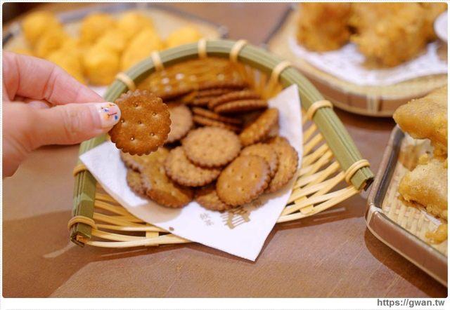 台中美食有春茶館   小時候黑糖餅