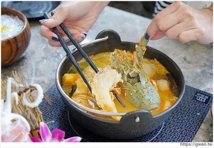 20190427114738 73 - 熱血採訪 | 泰丘鍋物,泰國蝦出現在火鍋店!還有泰奶冰沙和泰國香米吃到飽~