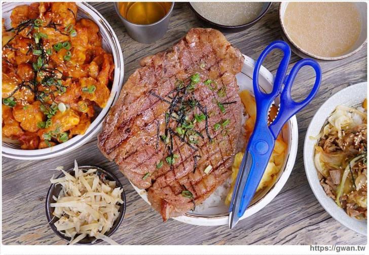 20190802164614 86 - 熱血採訪 | 沐丼13盎司比臉大牛排新上市!壽星免費加肉肉,最便宜燒肉丼只要90元(已歇業)