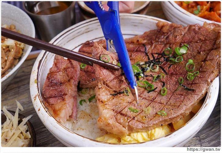 20190802164618 41 - 熱血採訪 | 沐丼13盎司比臉大牛排新上市!壽星免費加肉肉,最便宜燒肉丼只要90元(已歇業)