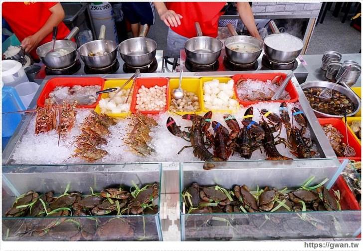 20190926135352 21 - 熱血採訪   營業到凌晨還可免費加飯!五種海鮮現點現煮只要100元,就在豐原粥狂海鮮粥