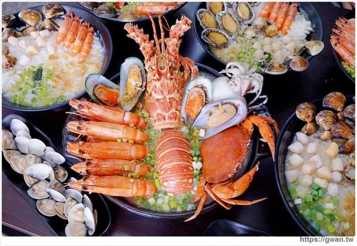20190926135421 79 - 熱血採訪   營業到凌晨還可免費加飯!五種海鮮現點現煮只要100元,就在豐原粥狂海鮮粥