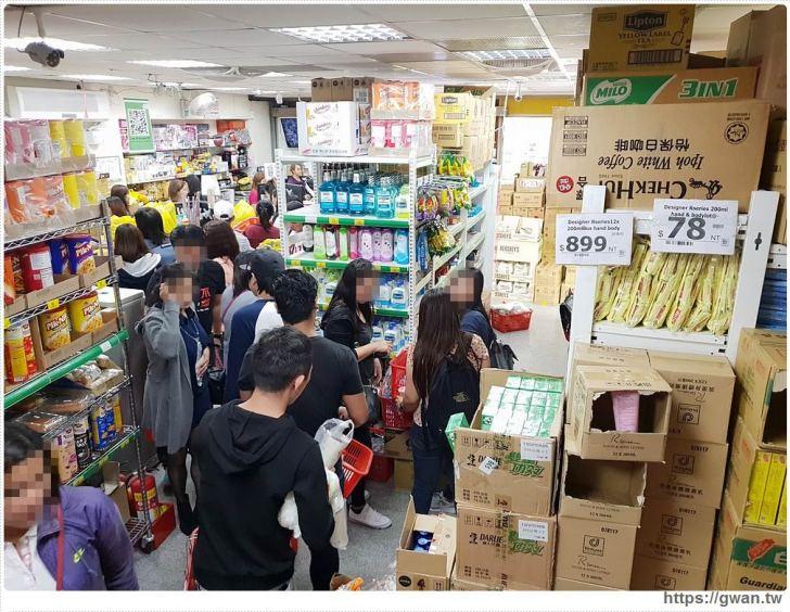 20191004151622 12 - 台中東南亞超市RJ supermart   東南亞零食、生活批發,假日人潮擠爆了!