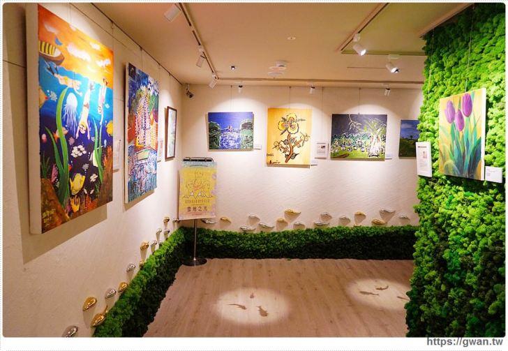 20191020040843 93 - 熱血採訪 台北新開的多元生活館,不用消費也有紅茶咖啡免費喝,尖峰時刻人潮大爆滿的 Hi-Q褐藻生活館