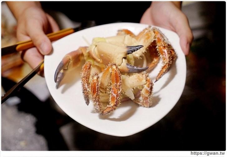 20191224005953 53 - 熱血採訪|痛風請注意!沒預約吃不到的台中浮誇蟹霸王就在這!