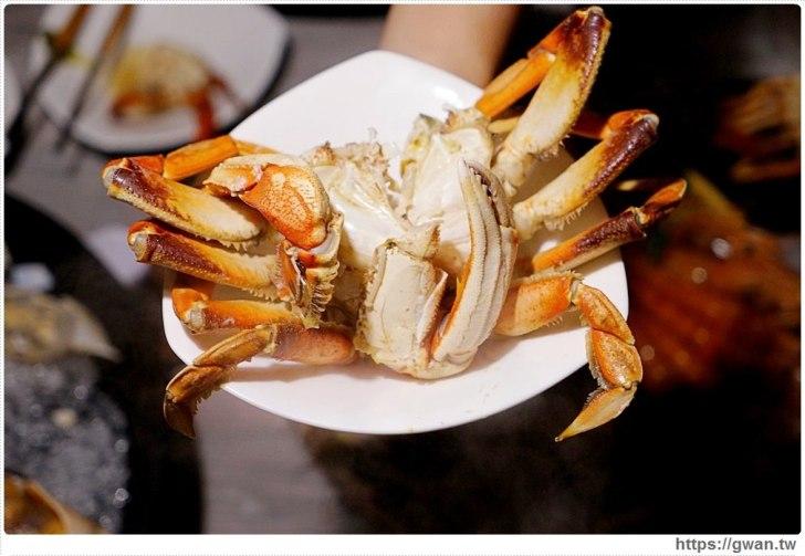20191224010011 59 - 熱血採訪|痛風請注意!沒預約吃不到的台中浮誇蟹霸王就在這!