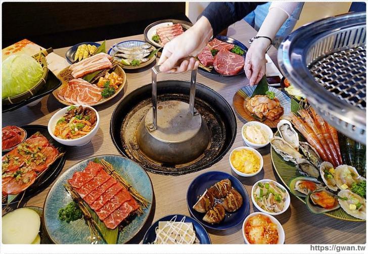 20200220000403 60 - 熱血採訪│台中燒肉吃到飽,現撈泰國蝦、厚切牛排、近80種食材吃到飽,還有生啤無限暢飲一人只要799!