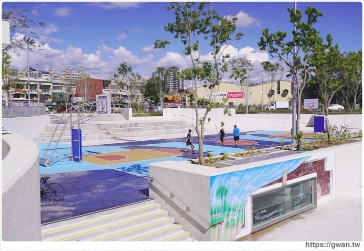 20200517215151 44 - 大里草湖防災公園啟用囉!台中首座多功能防汛公園,還有水母溜滑梯和籃球場
