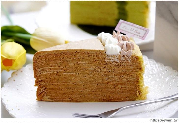 f17d35db0b7e3d6d4502962f1db90730 - 熱血採訪│父親節每日限量18顆千層蛋糕在這裡!8小時製作,賣完就沒了