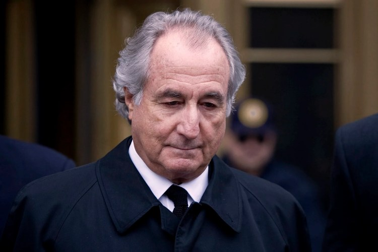 Bernie Madoff's family hasn't visited him in years, ABC ...