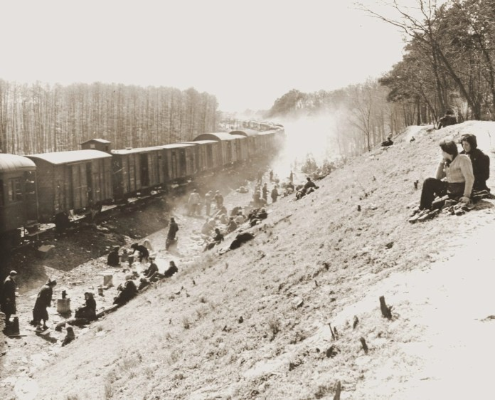 The Holocaust train that led Jews to freedom instead of death - Europe -  Haaretz.com