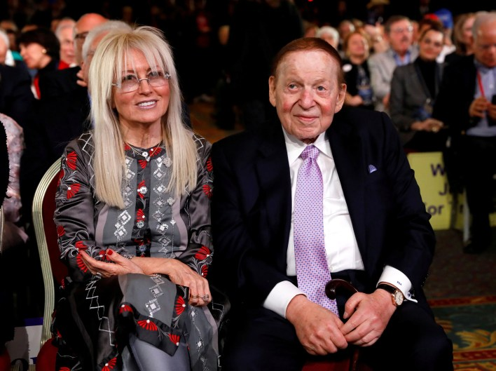 mega-donor miriam adelson, now israel's richest person, is beholden to no one - haaretz.com