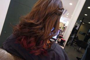(髮型)第一次火速生文章~高質感好美的髮色~哈比在師大美髮沙龍~Lusso 變美美!!