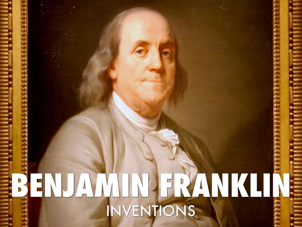 Ben Franklin By Nicole Gruber