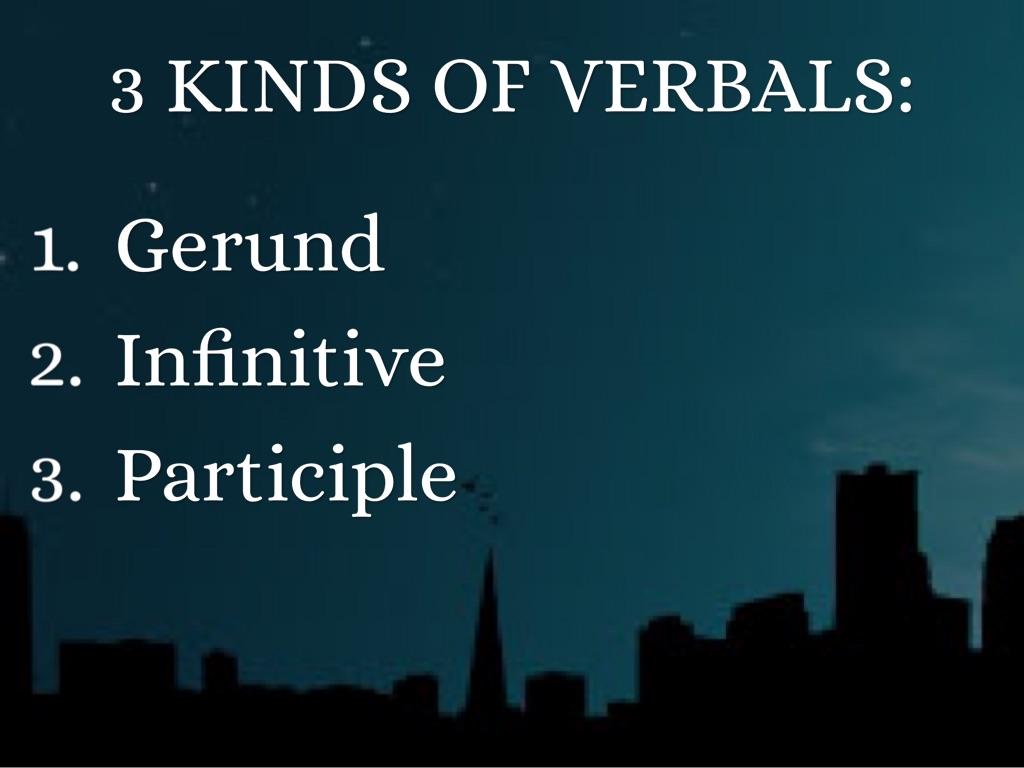 Verbals By Kristine Maghirang