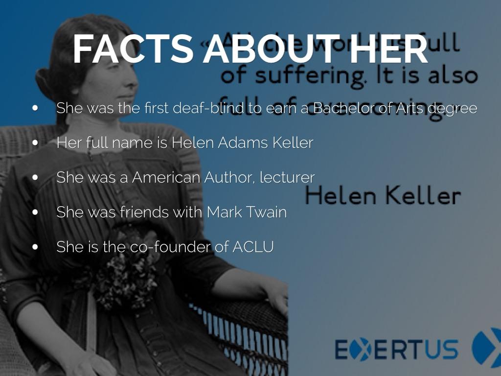 Helen Keller By Ajc