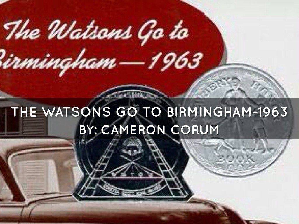The Watsons Go To Birmingham By 18camcor