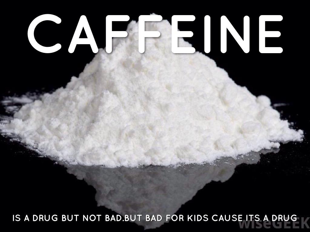 Caffeine Pie Graph Drew By Katie Reyes