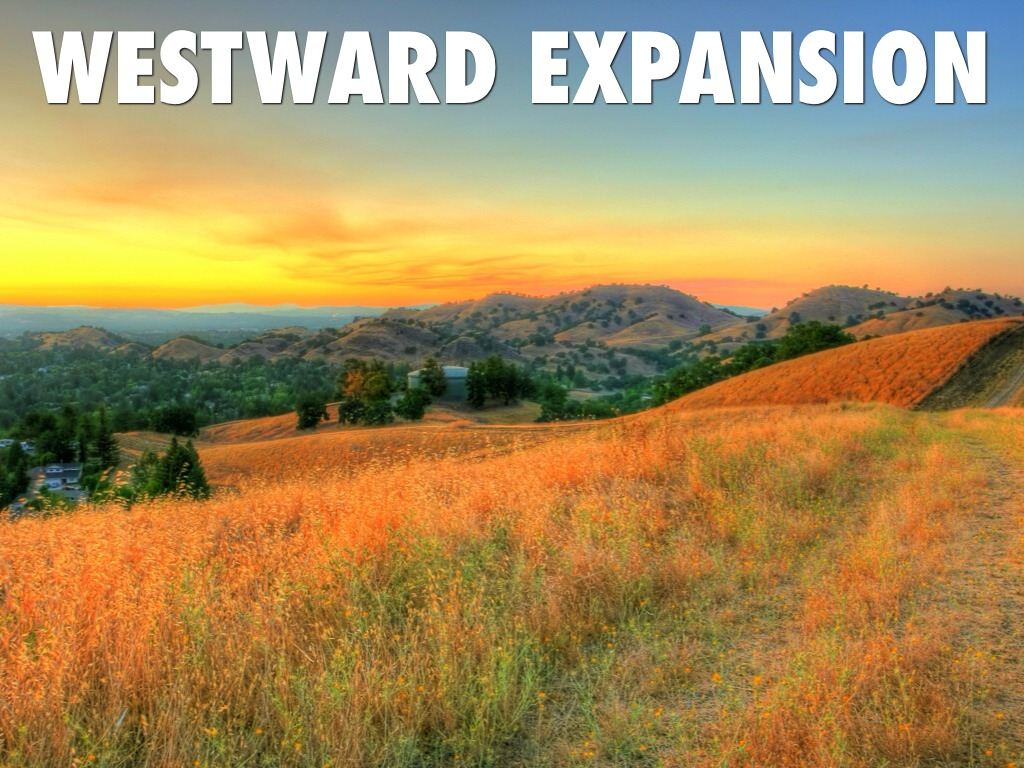 Westward Expansion By Kipper Johnson