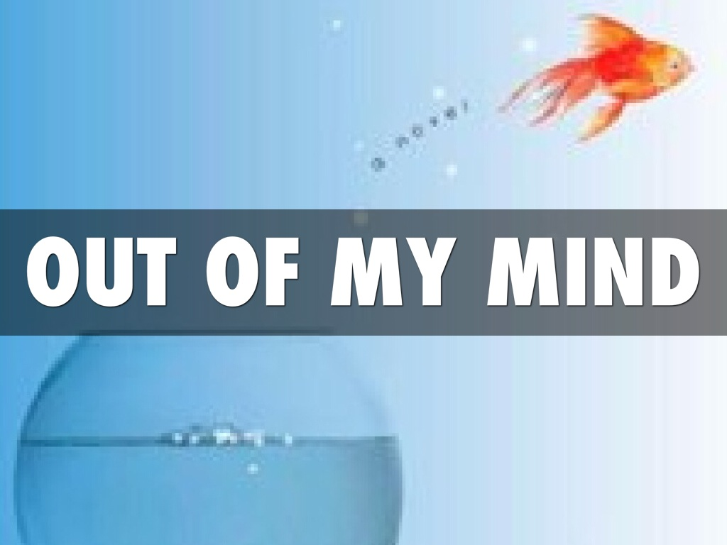 Out Of My Mind By Morgan Aspenson