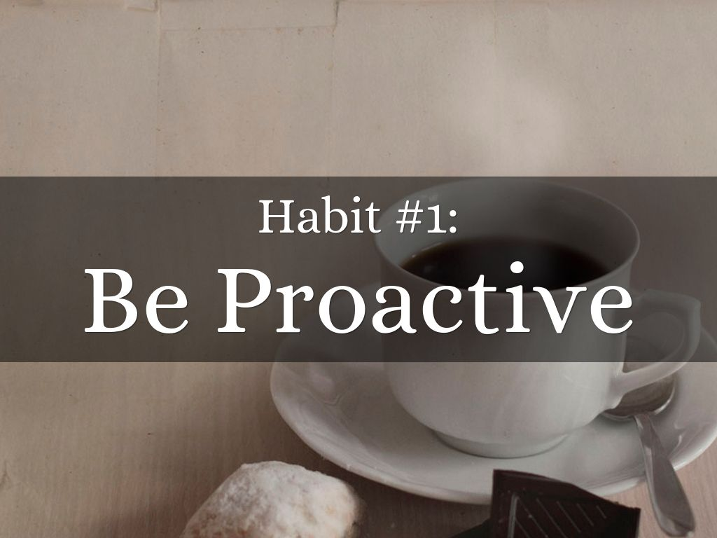 7 Habits Of Highly Effective People By Steven Covey By