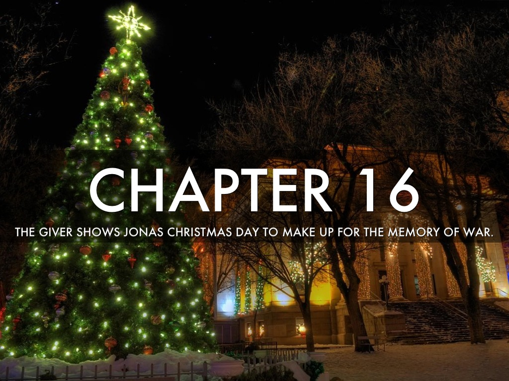Giver Summaries 11 19 By Shannon Caldwell