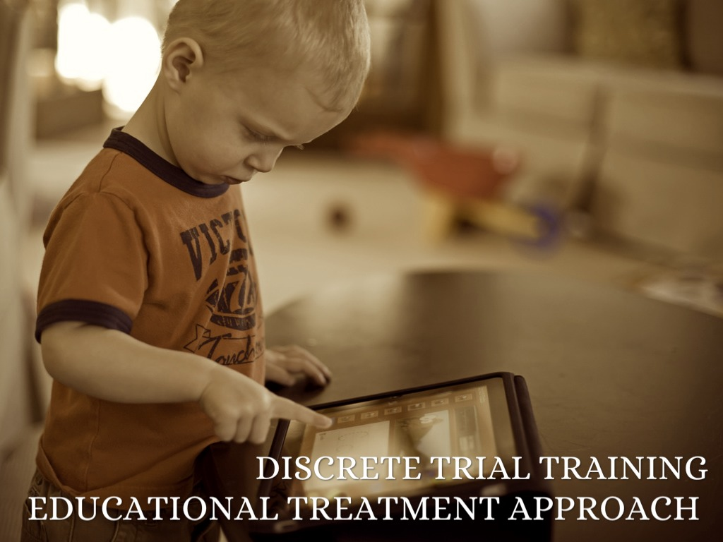 Discrete Trial Training By Debi Mooney