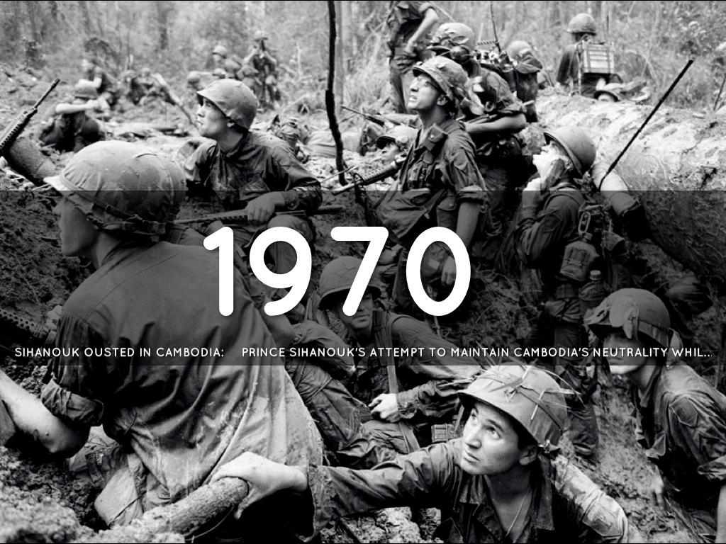 Vietnam War Timeline By Chelsea Hawks