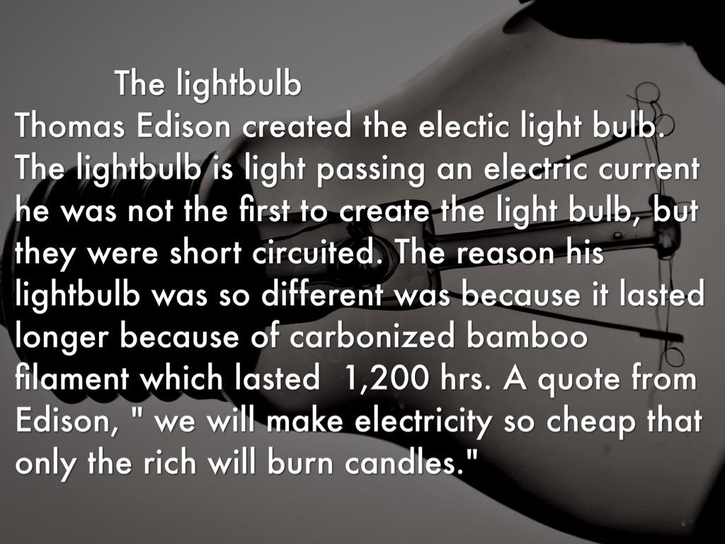 Cheap Light Bulb