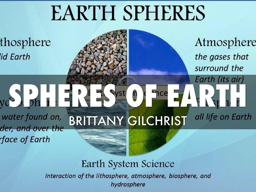 Spheres The Earth Worksheet