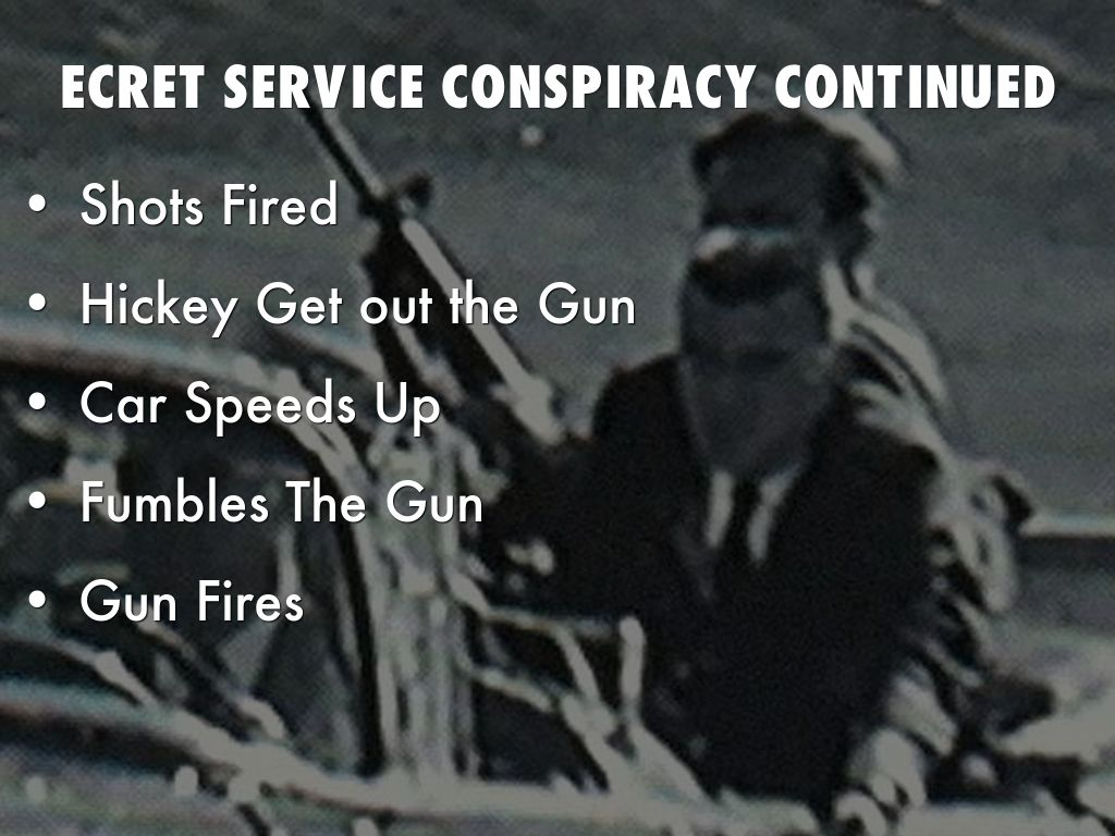 Secret Service Ar 15 Jfk