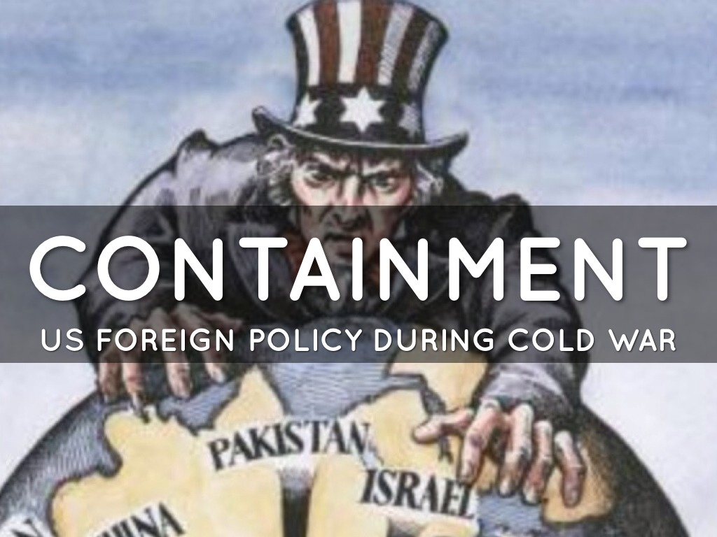 Cold War Terms By Hannah Kinnett