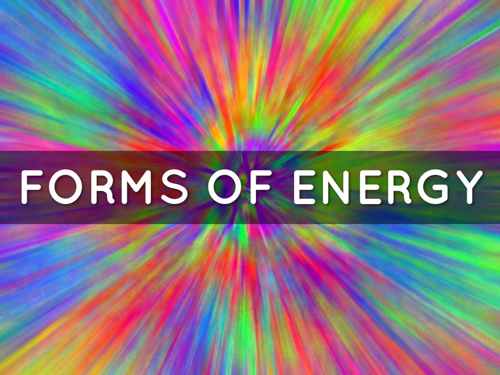 Forms Of Energy By Tristan Ansell By Tristan Ansell