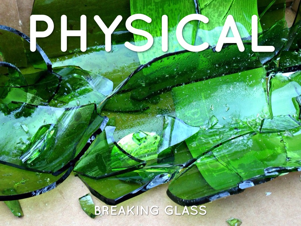 Chemical And Physical Changes By Julia Sheldon