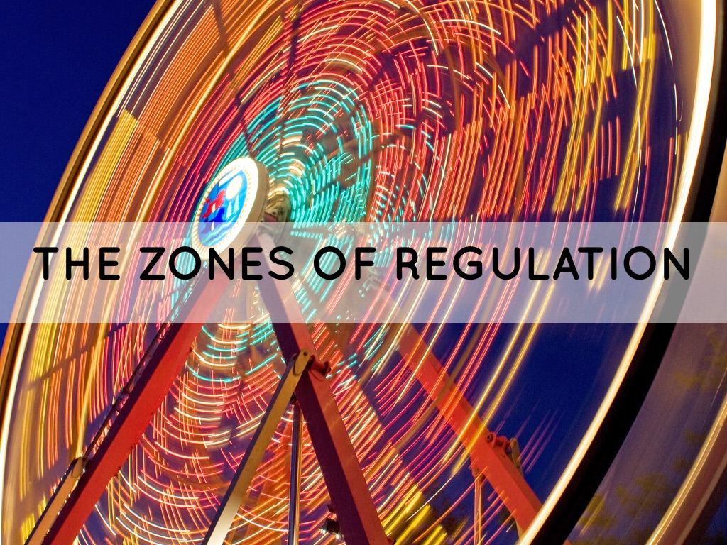 Zones Of Regulation By Lsholly