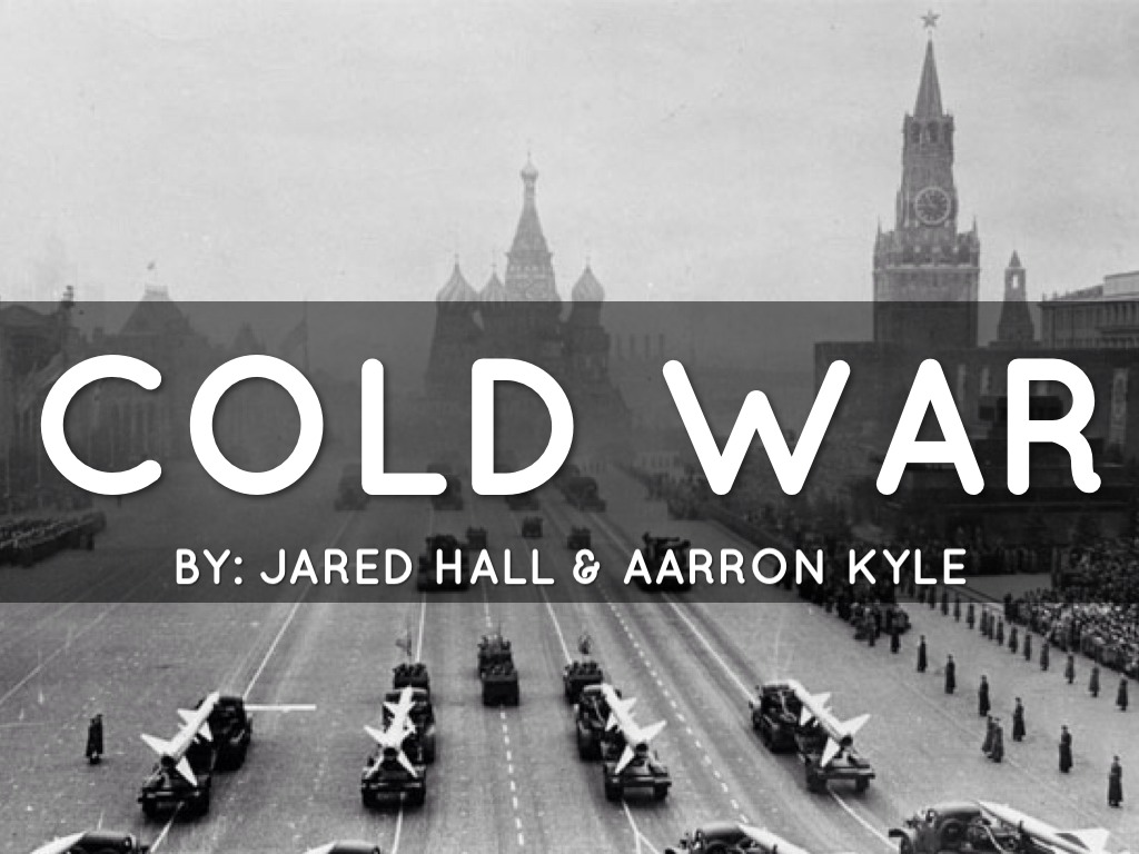 Cold War By Jared Hall