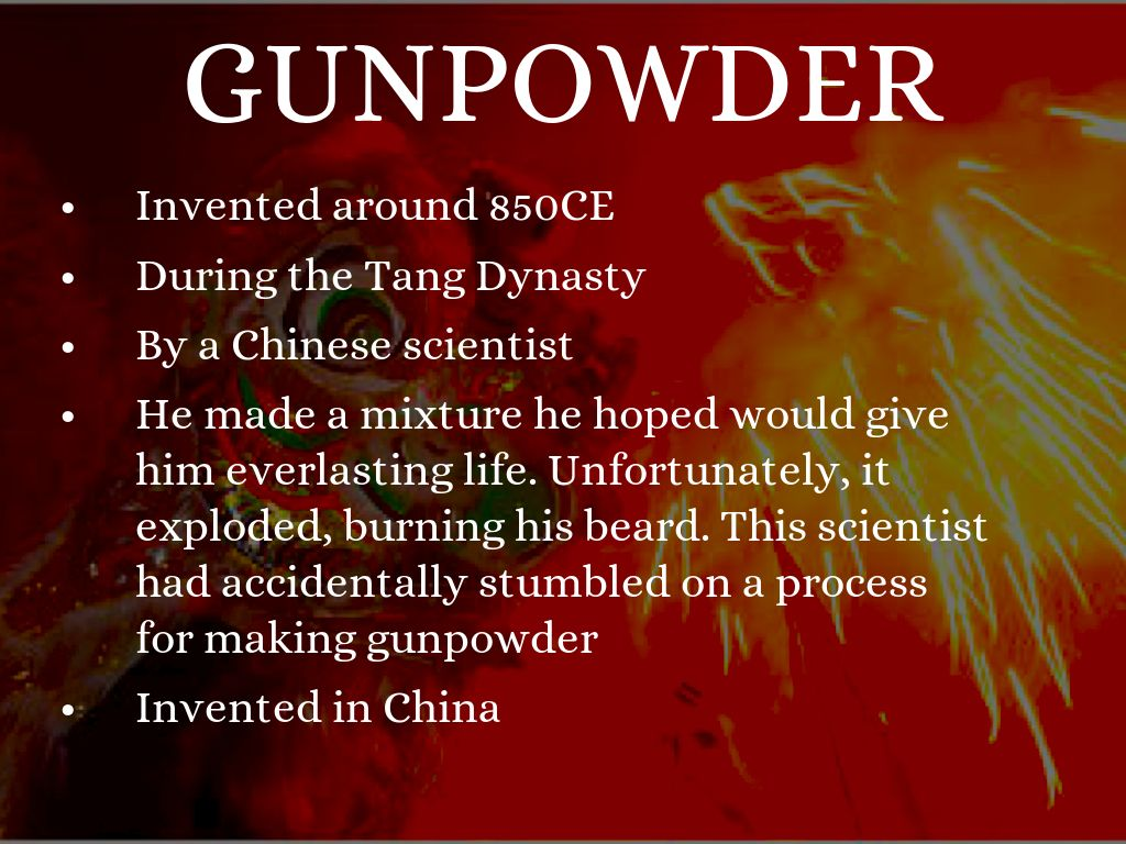 How Did The Ancient Chinese Make Gunpowder History Of