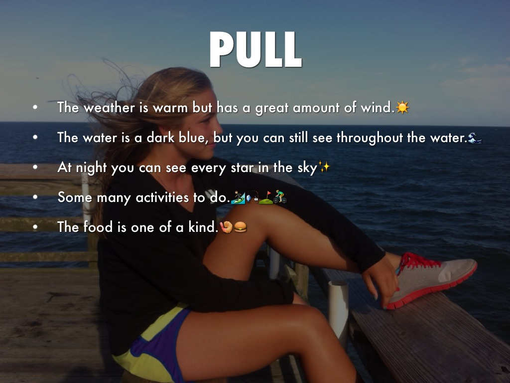 What Is A Push Factor Social Push And Pull Factors By