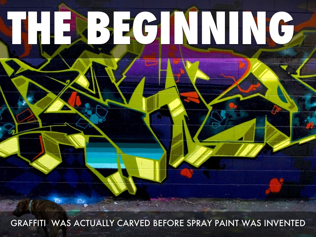 When Was Spray Paint Invented