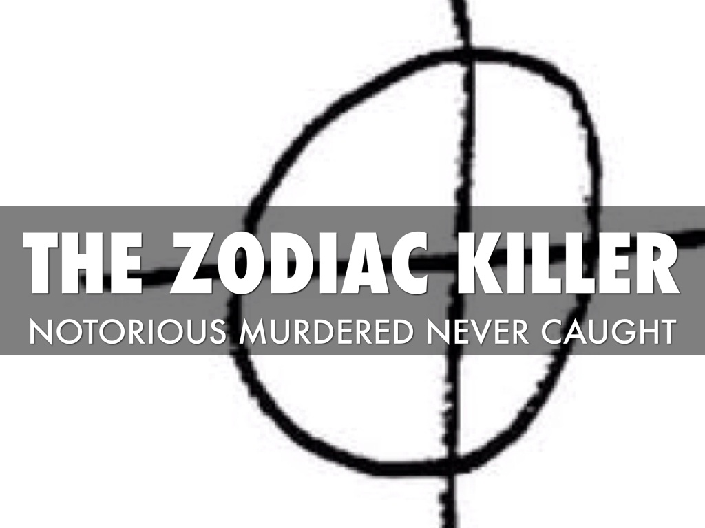 Download it free and share it with more people. Zodiac Killer by Dani Escalona