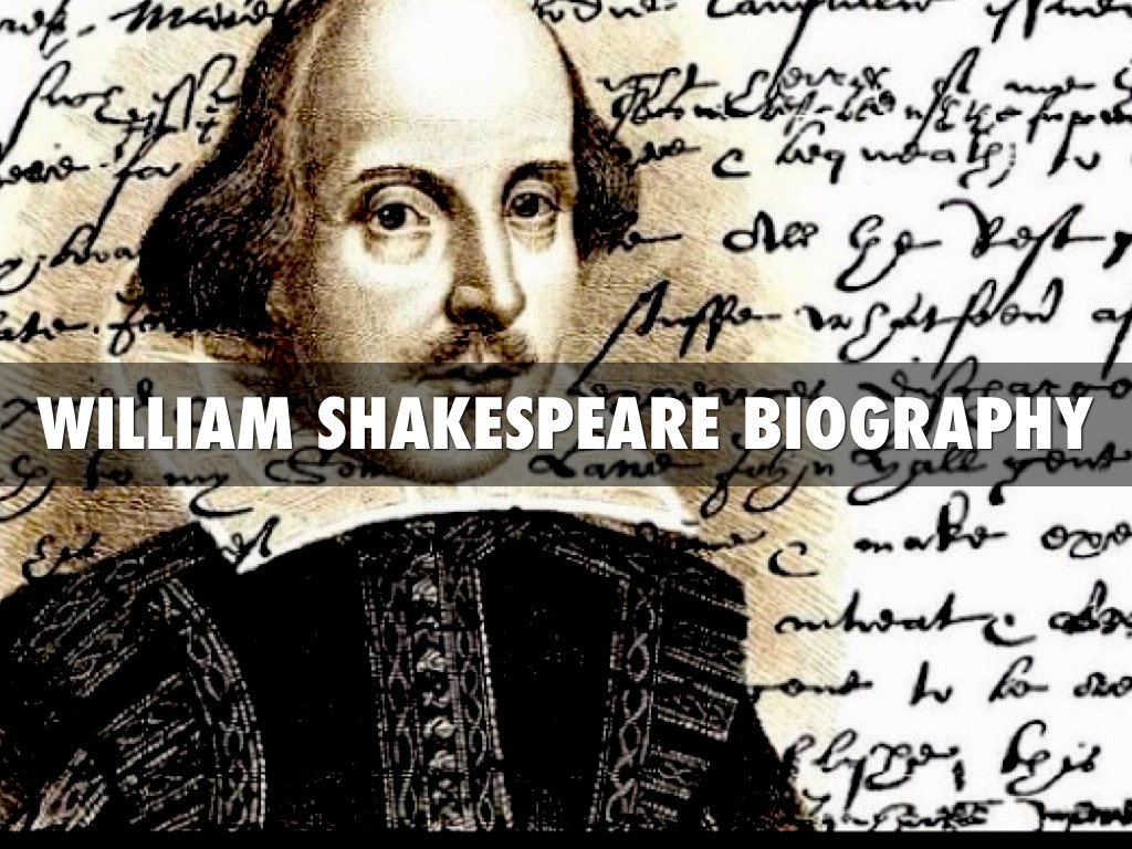 Shakespeare Biography By Jack Janisch