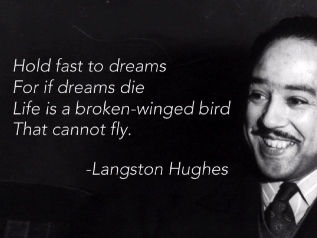 Langston Hughes By Gillian Coelho